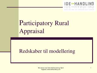 participatory rural appraisal Participatory rural appraisal (pra) is considered one of the popular and effective approaches to gather information in rural areas this approach was developed in early 1990s.