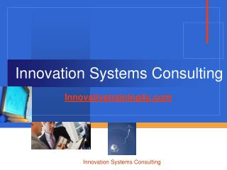 Innovation Systems Consulting