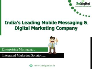 Enterprise Messaging and Integrated Digital Marketing Compan