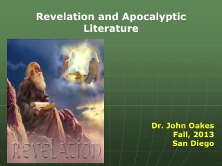 Revelation and Apocalyptic Literature
