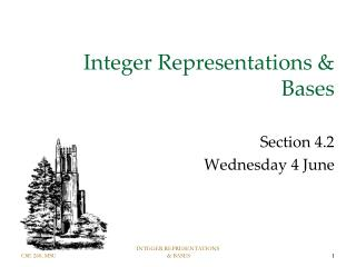 Integer Representations & Bases