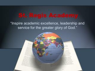 St. Regis Academy