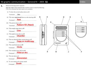 SG graphic communication – General KI – 2003   Q1