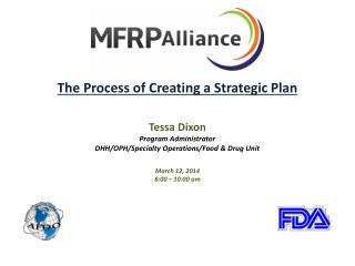 The Process of Creating a Strategic Plan