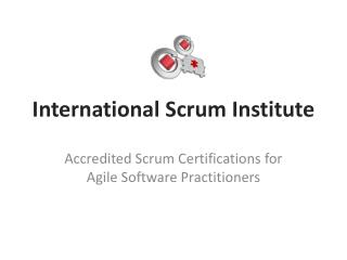 International Scrum Institute