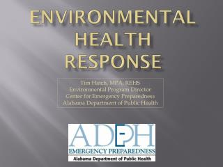 Environmental  Health  Response