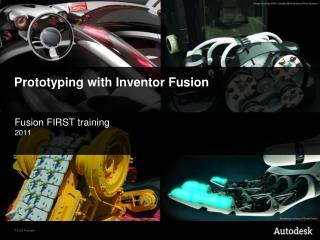 Prototyping with Inventor Fusion