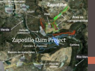 Zapotillo  Dam Project
