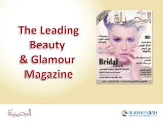 The Leading Beauty  & Glamour  Magazine