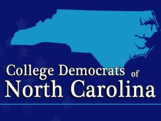 College Democrats of North Carolina is state federation made up of over 30 chapters.
