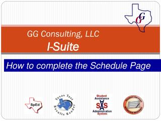 GG Consulting, LLC I-Suite
