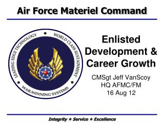 Enlisted Development & Career Growth