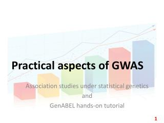 Practical aspects of GWAS
