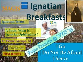 Ignatian  Breakfasts
