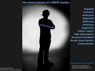 Engaging Visionary  Audacious Organised Reflective Dexterous Supportive Subject-expert