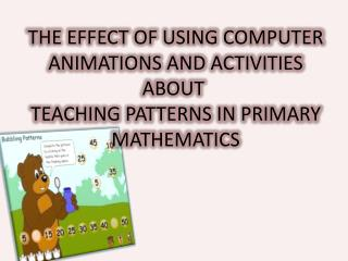 Mathematics helps to improve thinking
