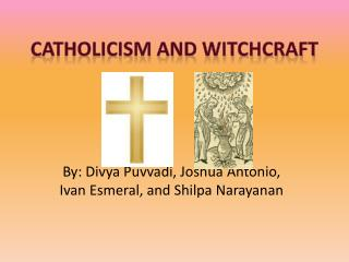 Catholicism and Witchcraft