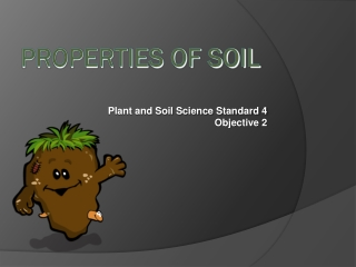 Lab 1 Soils Soil-less Media