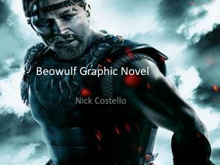 Beowulf Graphic Novel Beowulf Graphic Novel