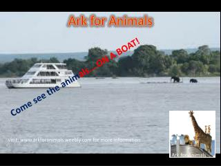 Ark for Animals