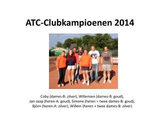 ATC-Clubkampioenen 2014