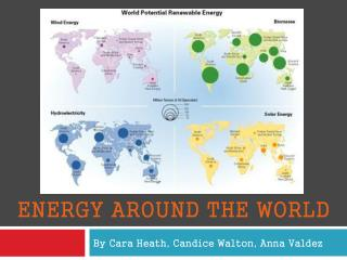 Energy Around the World