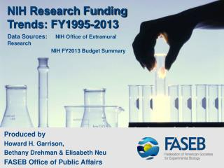 NIH Research Funding  Trends: FY1995-2013