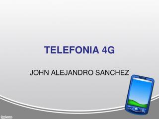 TELEFONIA 4G