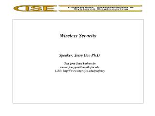Wireless Security