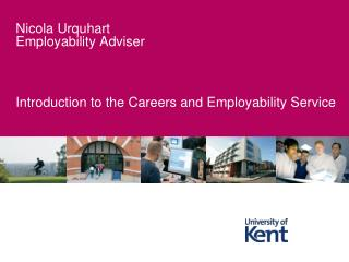 Introduction to the Careers and Employability Service