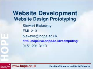 Website Development Website Design Prototyping