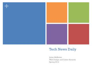 Tech News Daily