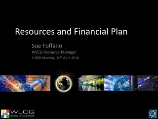 Resources and Financial Plan