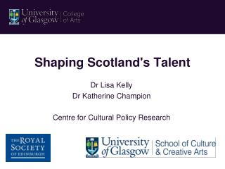 Shaping Scotland's Talent