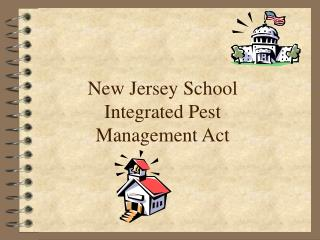 New Jersey School Integrated Pest Management Act