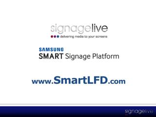 Who are Signagelive?