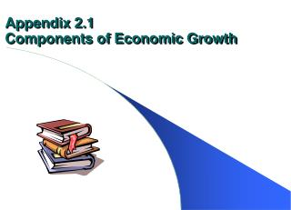 Appendix 2.1  Components of Economic Growth