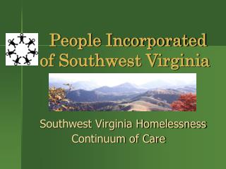 People Incorporated   of Southwest Virginia