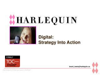 Digital: Strategy Into Action