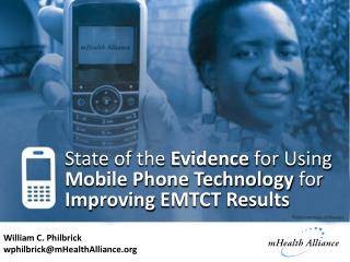 State of the  Evidence  for  Using  Mobile Phone Technology  for  Improving  EMTCT Results