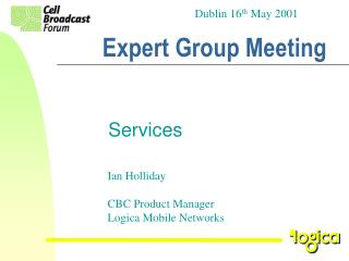 Expert Group Meeting