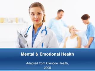 Mental & Emotional Health