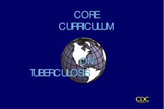 Core Curriculum Contents