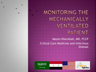 Monitoring the Mechanically Ventilated Patient