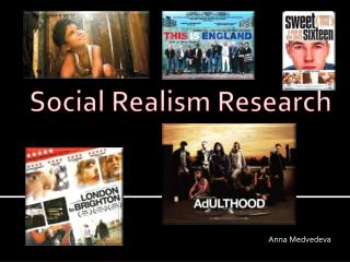 Social Realism Research