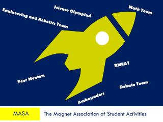 The Magnet Association of Student Activities