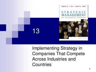 Implementing Strategy in Companies That Compete Across Industries and Countries