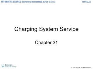 Charging System Service