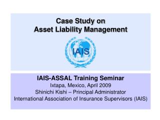 Case Study on Asset Liability Management