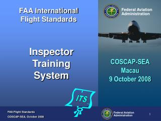 FAA International Flight Standards